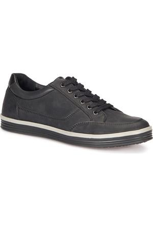 Polaris 72.109422.M Siyah Erkek Ayakkabı