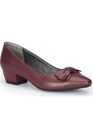 Polaris 72.310246.Z Bordo Kadın Ayakkabı