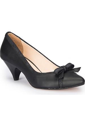 Polaris 72.310248.Z Siyah Kadın Ayakkabı