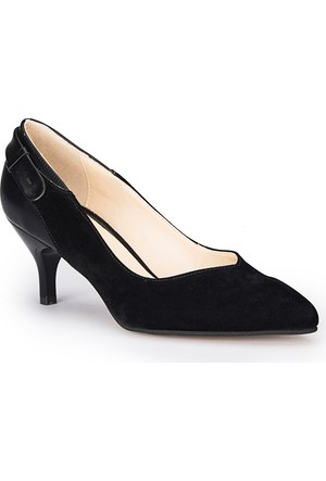 Polaris 72.310294.Z Siyah Kadın Ayakkabı
