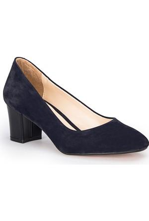 Polaris 72.310297Sz Lacivert Kadın Ayakkabı
