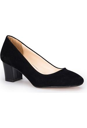 Polaris 72.310297Sz Siyah Kadın Ayakkabı
