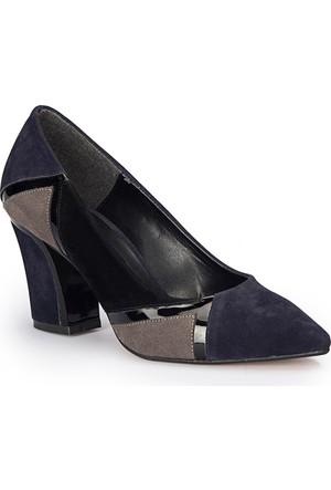 Polaris 72.310311.Z Lacivert Kadın Ayakkabı