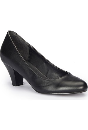 Polaris 72.310381.Z Siyah Kadın Ayakkabı