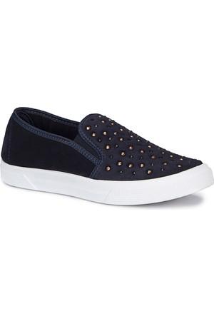 Polaris 72.311070.Z Lacivert Kadın Ayakkabı