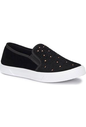 Polaris 72.311070.Z Siyah Kadın Ayakkabı