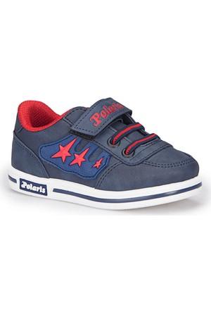 Polaris 72.508724.B Lacivert Erkek Çocuk Ayakkabı