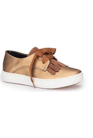 Polaris 72.509624.F Altin Kız Çocuk Ayakkabı
