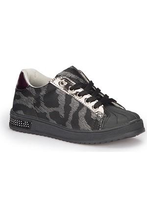 Polaris 72.509669.F Siyah Kız Çocuk Ayakkabı