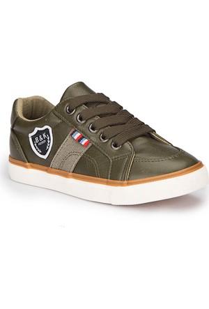 Polaris 72.509762.F Yeşil Erkek Çocuk Ayakkabı