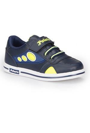 Polaris 72.509803.P Lacivert Erkek Çocuk Ayakkabı