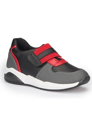 Polaris 72.509833.F Gri Erkek Çocuk Ayakkabı