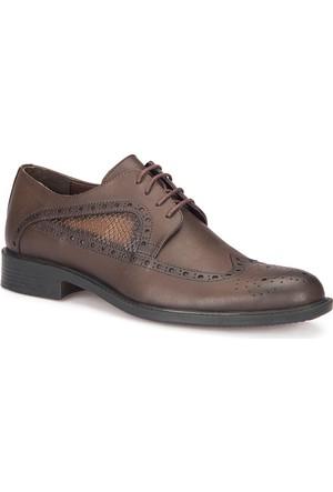 Polaris 72.800271.M Kahverengi Erkek Ayakkabı