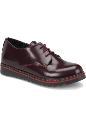 Seventeen Sophia Bordo Kız Çocuk Ayakkabı