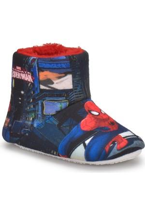 Spiderman Petti Çok Renkli Erkek Çocuk Panduf