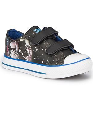 Star Wars Drol Siyah Erkek Çocuk Ayakkabı