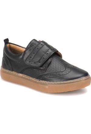 Yellow Kids Yk100 Siyah Erkek Çocuk Ayakkabı