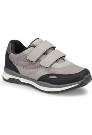 Yellow Kids Yk106 Gri Erkek Çocuk Ayakkabı