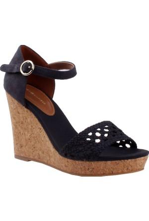 Tommy Hilfiger Kadın Fw0Fw00713 İnt E1285Del 5C Ayakkabı