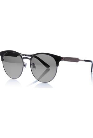 Gucci Gg 0075S 005 Unisex Güneş Gözlüğü