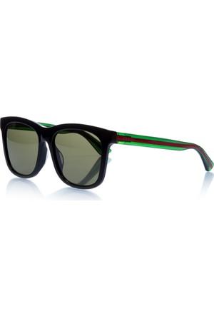 Gucci Gg 0057S 002 Unisex Güneş Gözlüğü