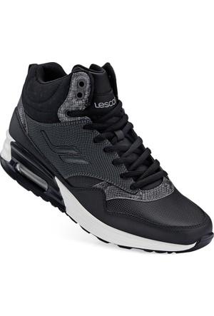 Lescon L-5108 Siyah Airtube Ayakkabı