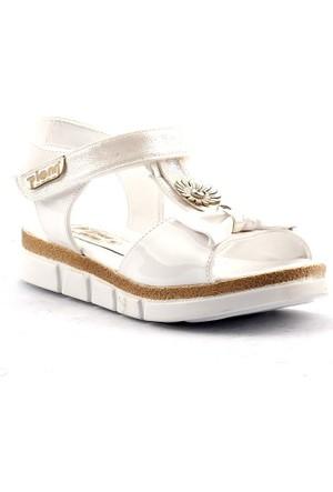 Pienn Günlük Yürüyüş Cırtlı Kız Çocuk Sandalet