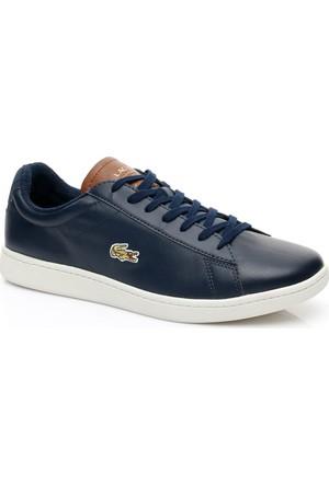 Lacoste Carnaby Evo 317 6 Erkek Lacivert Sneaker 734Spm0006.2Q8