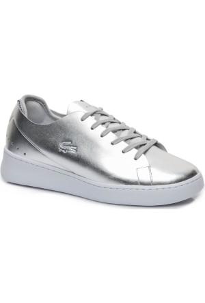 Lacoste Eyyla 317 1 Kadın Gri Sneaker 734Caw0011.166