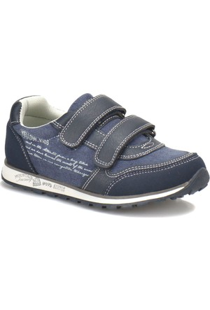 Yellow Kids 3566-003 Lacivert Erkek Çocuk Athletic Ayakkabı