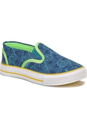 Yellow Kids Jones Lacivert Erkek Çocuk Slip On Ayakkabı