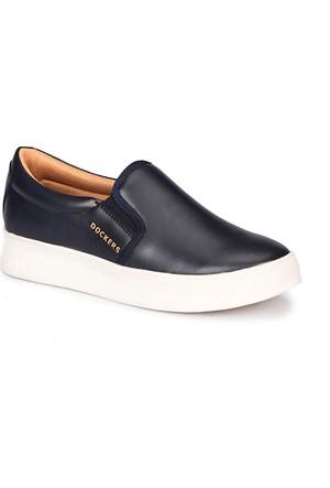 Dockers By Gerli 223031 Lacivert Kadın Sneaker Ayakkabı