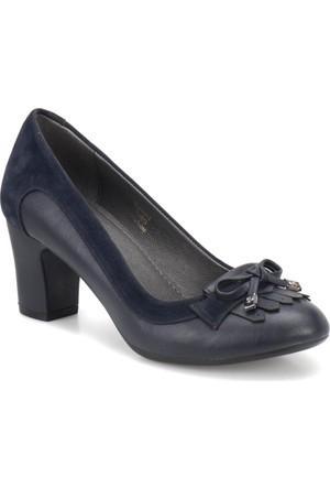 Polaris 72.309056.Z Lacivert Kadın Ayakkabı