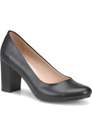 Miss F N16102 Siyah Kadın Gova Ayakkabı