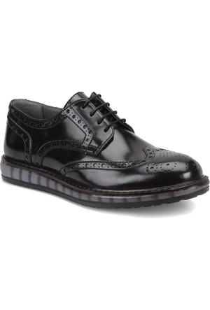 Jj-Stiller 31039-1 Siyah Erkek City Ayakkabı