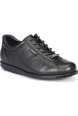 Dockers By Gerli 205372 Siyah Kadın Deri Modern Ayakkabı