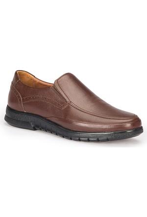 Polaris 5 Nokta 72.110308.M Kahverengi Erkek Deri Ayakkabı