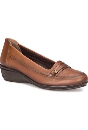 Polaris 5 Nokta 72.110013.Z Taba Kadın Anne Ayakkabısı
