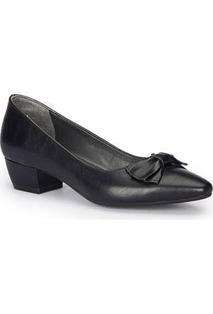 Polaris 72.310246.Z Siyah Kadın Ayakkabı