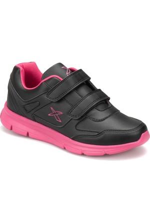 Kinetix Adun Iı W Siyah Fuşya Kadın Koşu Ayakkabısı
