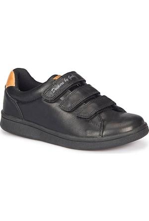 Dockers By Gerli 223723 Siyah Siyah Erkek Çocuk Sneaker Ayakkabı
