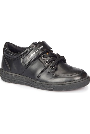 Dockers By Gerli 223923 Siyah Erkek Çocuk Sneaker Ayakkabı