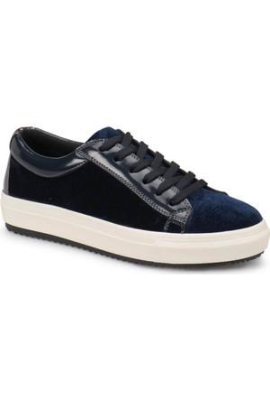 Butigo Z214 Lacivert Kadın Sneaker Ayakkabı