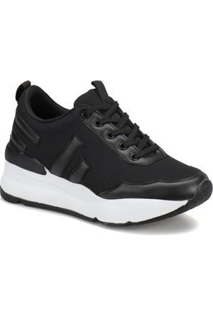 Butigo Z003 Siyah Kadın Sneaker Ayakkabı