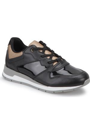 Butigo Z053 Siyah Kadın Sneaker Ayakkabı