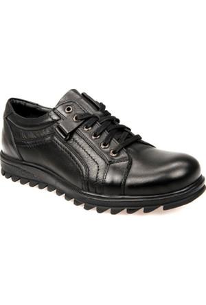 Ziya Erkek Ayakkabı 7347U 400M Siyah