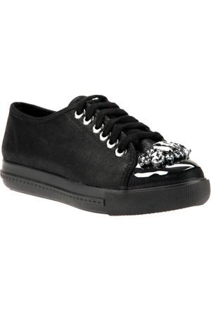 Uniquer Kadın Ayakkabı 7358U 409 Siyah
