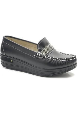 Lady KRL0032 Dolgu Topuk Kadın Ayakkabı