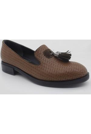 Oflaz K-6206 Günlük Kadın Babet Ayakkabı
