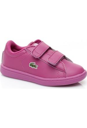 Lacoste Carnaby Evo Mor Çocuk Sneaker 734Spı0005.R56